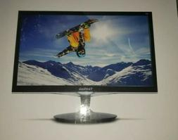 NEW IN BOX ViewSonic VX2452MH 24 Inch HD LED Monitor Widescr