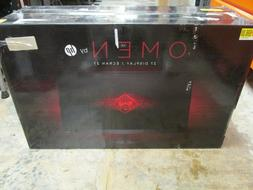 NEW- OMEN 27 by HP 27 Inch Gaming Monitor QHD 165Hz 1ms NVID