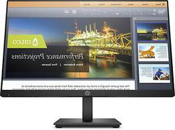 HP P224 54.6 cm  1920 x 1080 pixels Full HD LED Black