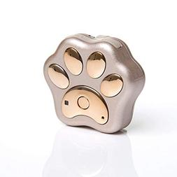 Pet Tracker Mini GPS Activity Monitor for Dogs and Cats Real