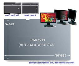 3m pf27.0w9 privacy filter 27in ws 16:9 unframed for laptop