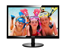 "Philips 24"" Class V-line LED Monitor 246V5LHAB"