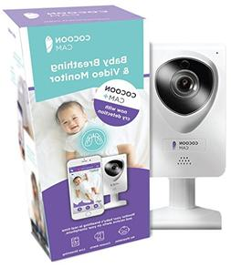 Cocoon Cam Plus HD Video Baby Monitor with No-Wearables Vita