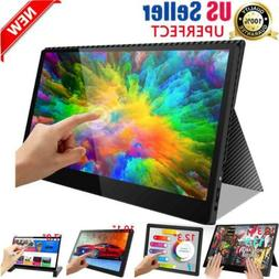 Portable 10.1'' 13.3'' 15.6'' IPS Touch Screen Display HD Mo