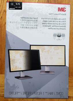 """3M Privacy Filter for 21.5"""" Diagonal Widescreen Monitor PF21"""