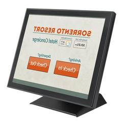 PLANAR PT1545P 15IN BLACK LCD HID ZERO BEZEL TOUCH MONITOR P