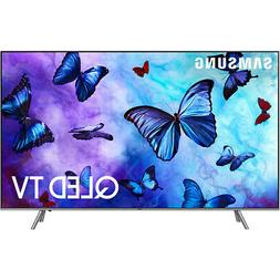 "Samsung QN65Q6FN 65"" Q6 Series QLED 4K UHD Smart TV with Wi-"