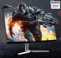 """Crossover Display 240X144 Raptor, 24"""" FHD  Curved  Gaming Mo"""