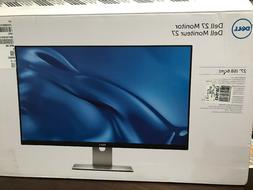 Dell Professional S2715H 27 LED LCD Monitor - 16:9 - 6 ms -