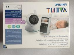 Philips AVENT SCD600 Digital Video Baby Monitor NEW IN BOX