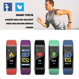 Smart Bracelet/Wristband Watch/Heart Rate Monitor/Blood Pres