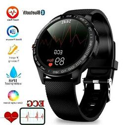 Tact Sport Smart Watch ECG PPG Heart Rate Blood Pressure Oxy