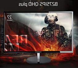 "Newsync B275IPS QHD Plus 27"" QHD  AH-IPS Gaming Monitor 75Hz"