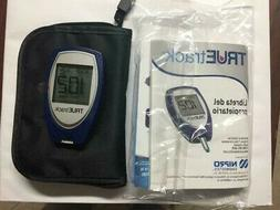 Truetrack Blood Glucose Monitoring System Complete kit Inclu