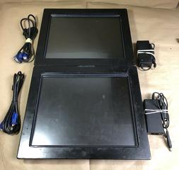 """Tycho Electronics 15"""" LCD Touch Screen Monitor ET1537L-8CWA-"""