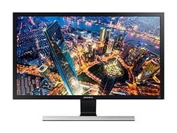 "Samsung UE510 LED Display Monitor, Black, 28"" 4K"