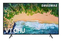 "Samsung UN43NU7100FXZA Flat 43"" 4K UHD 7 Series Smart LED TV"