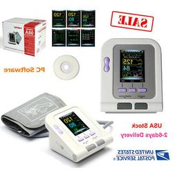 US blood pressure monitor NIBP adult cuff CONTEC08A Electron