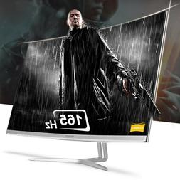 "NEWSYNC X32C 165Hz Curved 32"" LED FHD FreeSync 1ms Gaming M"