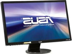 "ASUS VE248Q Black 24"" LED LCD Widescreen Monitor - 16:9 2ms"