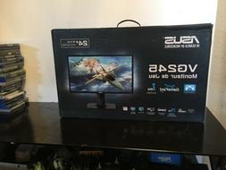 """ASUS VG245H 24"""" FHD  1ms 75Hz FreeSync Gaming Monitor - New!"""