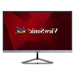 "ViewSonic VX2276-SMHD 22"" IPS 1080p Frameless LED Monitor HD"