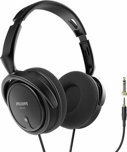 Philips Wired Stereo Headphones for Podcasts, Studio Monitor